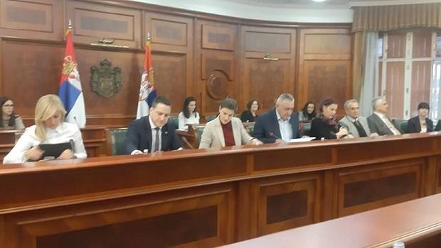 Photo of ANA GEJ PREDSEDAVALA: Održana 9. sednica Saveta za nacionalne manjine