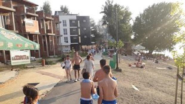 Photo of JAVNI UVID ZA BELI BAGREM: Uređenje novog turističkog naselja na Srebrnom jezeru