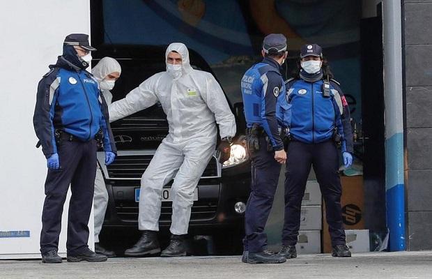 Photo of JEZIVI PRIZORI IZ ŠPANIJE: Broj umrlih od korone nastavlja da raste (VIDEO)