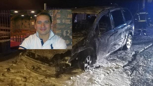 """Photo of DJB POŽAREVAC: """"Nadležni da hitno ispitaju i reše slučaj eksplozije auta funkcionera Dveri"""""""