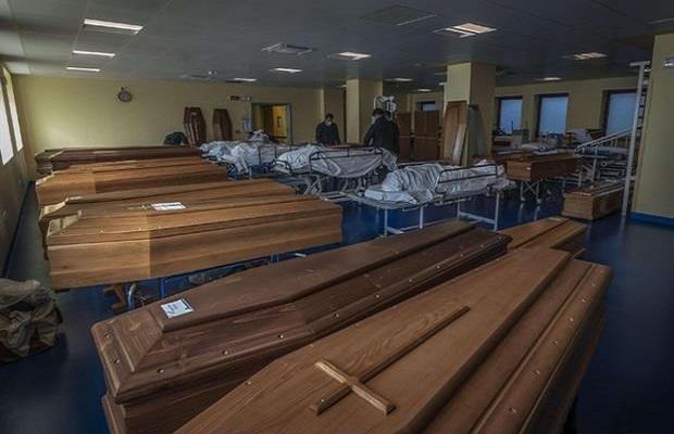 Photo of PONOVO CRNI DAN U ITALIJI: Za jedan dan umrlo 650 osoba, ukupno 5.476 mrtvih, zaraženo 59.138 ljudi