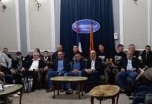 Photo of SVEČANO ZA CRNO-BELE U POŽAREVCU: Savo Milošević i čelnici Fudbaslkog kluba Partizan posetili gradonačelnika