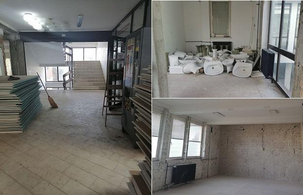 Photo of U JEKU PANDEMIJE KORONE: Pogledajte u kom se katastrofalnom stanju nalazi Dom zdravlja u Velikom Gradištu! (FOTO)