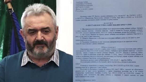 Photo of NASTAVLJA SE MALVERZACIJA TENDERA: Prošlo vanradno stanje ali navike predsednika opštine Golubac, ostale iste!