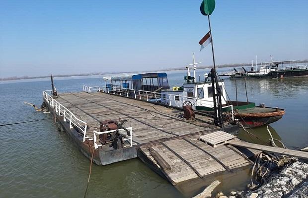 Photo of NAKON 47 DANA: Ponovo skelom preko Dunava kod Rama