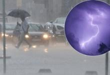 Photo of NARANDŽASTI METEOALARM: Danas obilne padavine s grmljavinom, gradom i olujnim vetrom