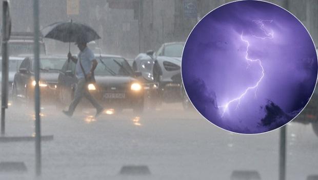 Photo of CRVENI METEO ALARM NA SNAZI: RHMZ upozorava na nepogode, olujni vetar i obilne padavine!