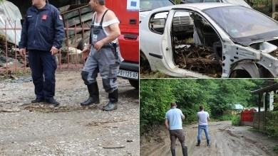 Photo of BUJICA ODNELA AUTOMOBILE U REKU: Opština Žagubica ponovo na udaru poplavnog talasa (VIDEO)