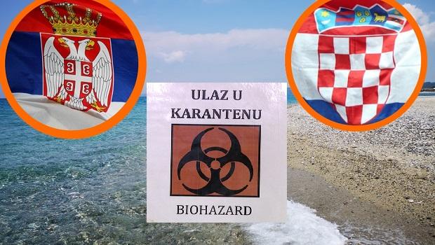 Photo of NA SNAZI NOVI REŽIM: Za Srbe od danas obavezan karantin u Hrvatskoj!