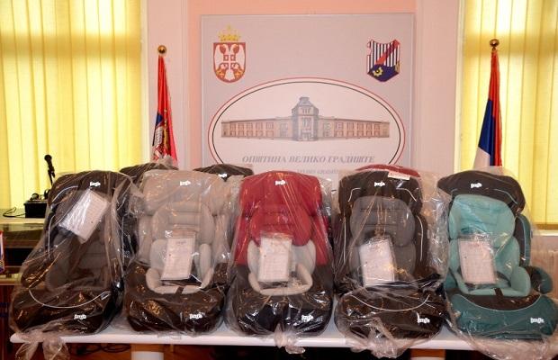 Photo of ODLUKA ZBOG EPIDEMIJE: Opština Veliko Gradište uručila pomoć roditeljima na kućnu adresu