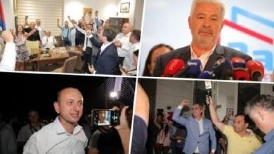 Photo of MILO JE PAO! Opozicija pobedila u Crnoj Gori!