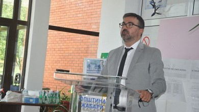 Photo of SOCIJALISTI U OPOZICIJI: Jovan Lukić ponovo izabran za predsednika opštine Žabari