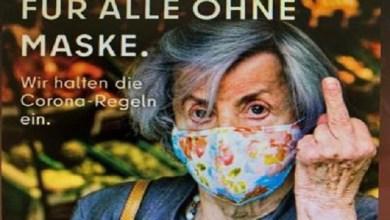 Photo of KORONA VIRUS: Berlin pokazao srednji prst svima koji ne nose maske