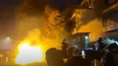 Photo of HAOS U LJUBLJANI: Policija vodenim topovima na protivnike korone! (VIDEO)