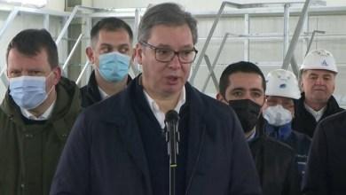 Photo of VUČIĆ: Lokalne samouprave da ukinu takse priključka na gas