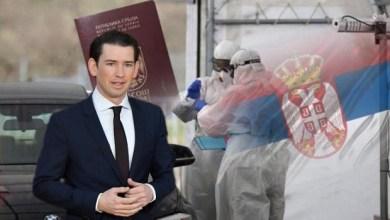Photo of VAŽNO ZA NAŠE GRAĐANE: Austrija se zalaže za uvođenje evropskog kovid-pasoša