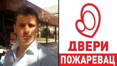 Photo of Darko Nenadić požarevčki uzbunjivač novi predsednik gradske organizacije Dveri u Požarevcu