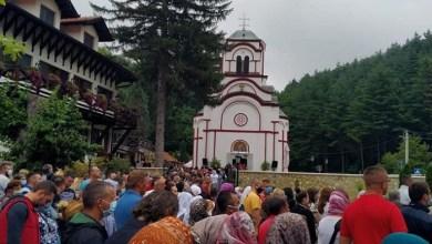 Photo of OSVEŠTAVANJE CRKVE: Patrijarh dolazi u manastir Tumane