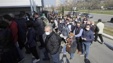 Photo of OD 9 UJUTRU U HALI 3: Na Beogradskom sajmu sutra vakcinacija gastarbajtera