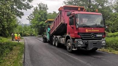 Photo of NOVI ASFALT: Sanacija 2,5 kilometara deonice regionalnog puta Petrovac na Mlavi – Kučevo