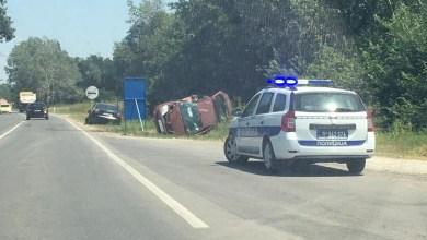 Photo of TRI OSOBE POVREĐENE: Saobraćajna nezgoda na magistralnom putu Požarevac-Veliko Gradište