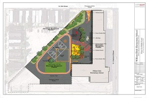 William Dick Elementary Schoolyard  Design and Construction Journal | The Trust for Public Land