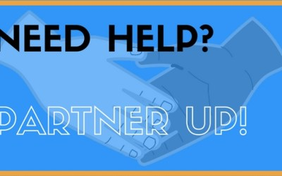Need Help? Partner Up!