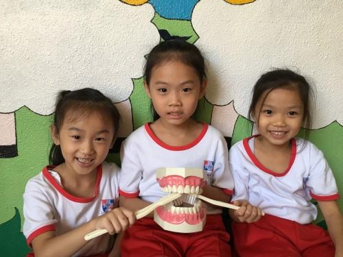 好好學習正確刷牙的方法!