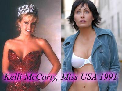 Kelli McCarty, Miss USA, porn star