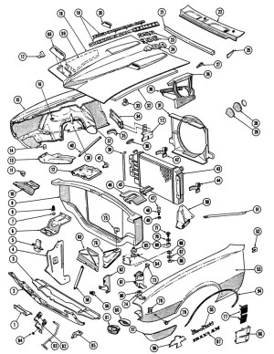 73 87 Chevy Grille GuardSimple Vehicle Accessories PZ