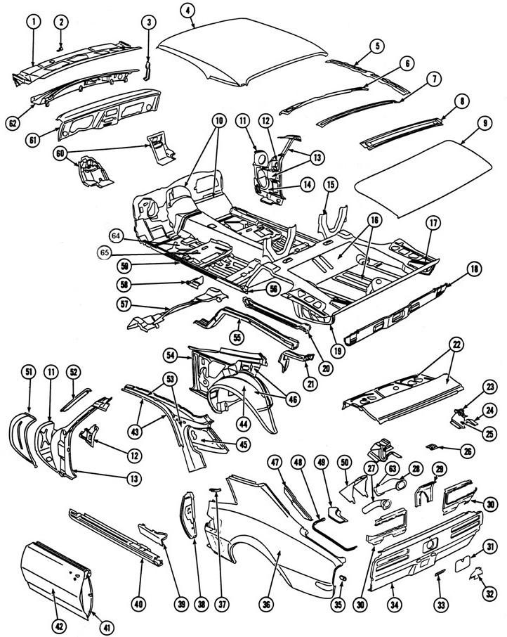 Diagram 1967 Pontiac Gto Parts Diagram Imageresizertool Diagram