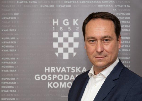 Tomislav Kulić, član Uprave Phoenix Farmacije i čelnik Udruženja veledrogerija pri HGK-u