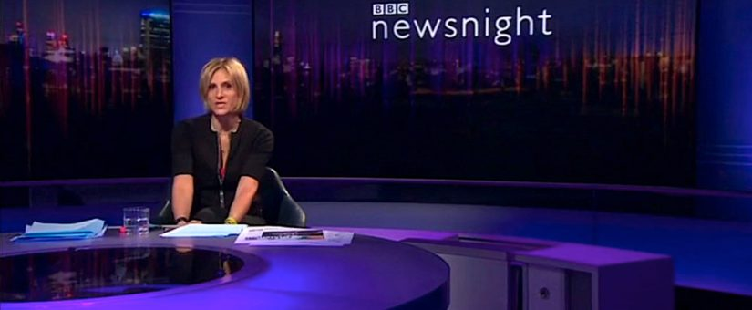 TPOTY featured on Newsnight