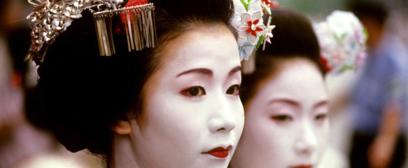 Geisha Dreams…
