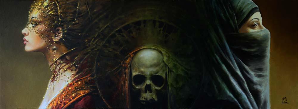 Karol Bąk - Memento mori