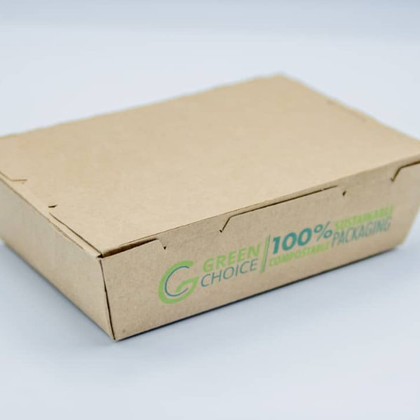 Customized Food Packs Without Window - 1000 Pieces
