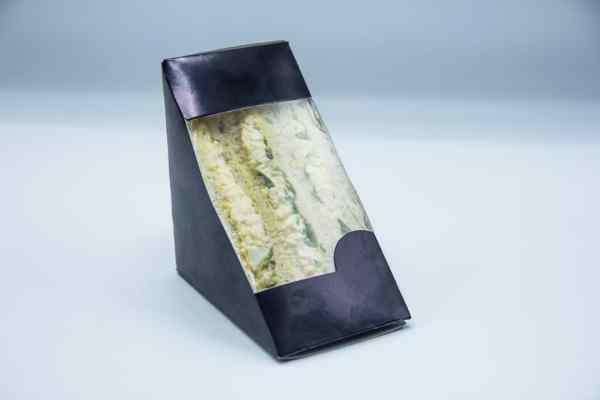 Plain Sandwich Packs - 100 Pieces