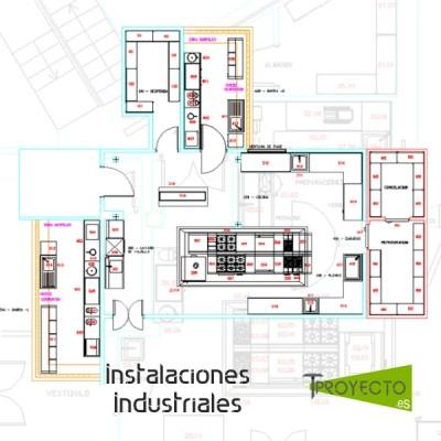 Instalaciones Industriales Tproyecto