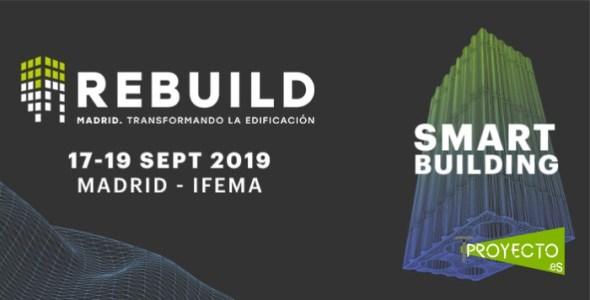 Congreso Nacional de Arquitectura Avanzada y Construcción 4.0 - Rebuild 2019