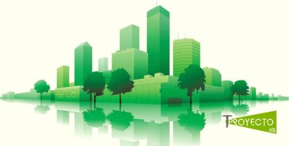 Urbanización. Edificios sostenibles. Reto 2030