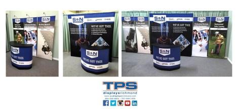 20′ Trade Show Display Kit