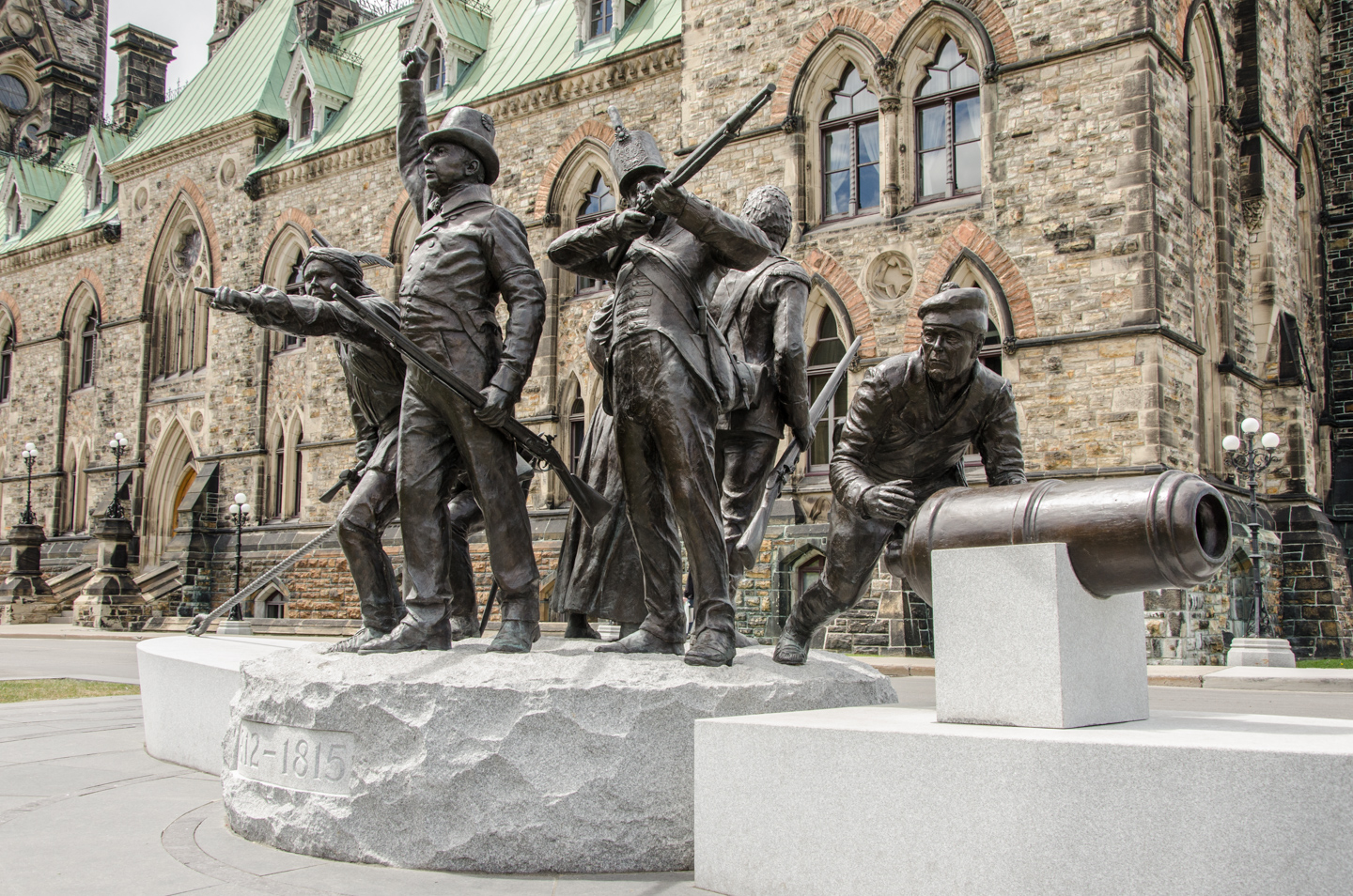 Explore The Statues Monuments And Memorials Of The Hill