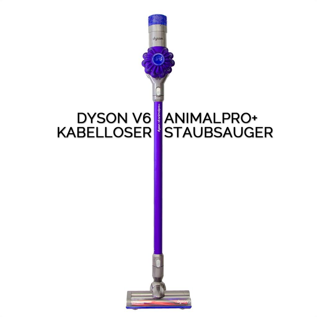 Dyson V6 Animalpro Kabelloser Akkusauger Beutellos Mit