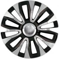 wieldoppen 13 inch Avalone | chrome/zwart