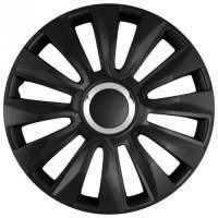wieldoppen 13 inch Avalone | zwart