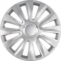 wieldoppen 15 inch Avalone | silver