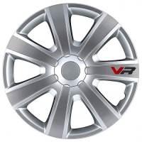 wieldoppen 15 inch VR | silver
