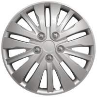 wieldoppen 15 inch Washington | silver