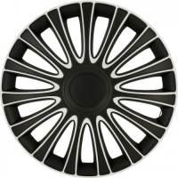 wieldoppen 17 inch LeMans | zwart/wit