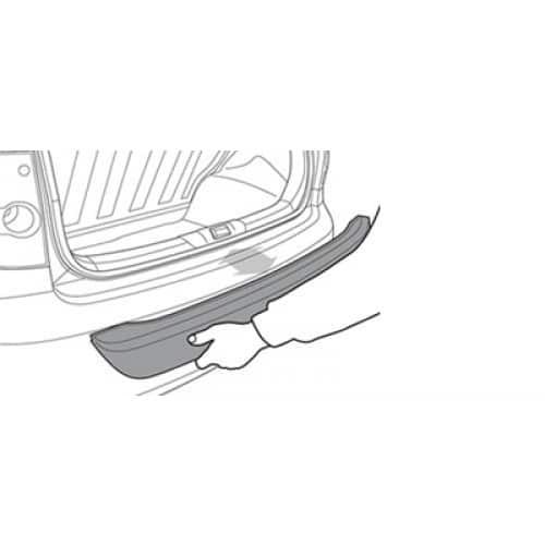 Bumperprotect Audi A1 detail